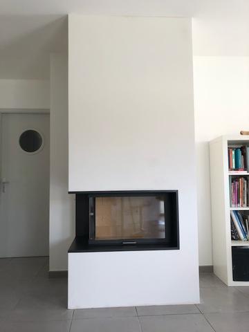 Foyer Totem latéral 800