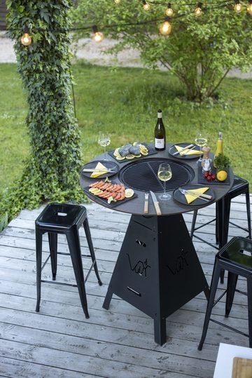 Table Plancha Brasero MAGMA